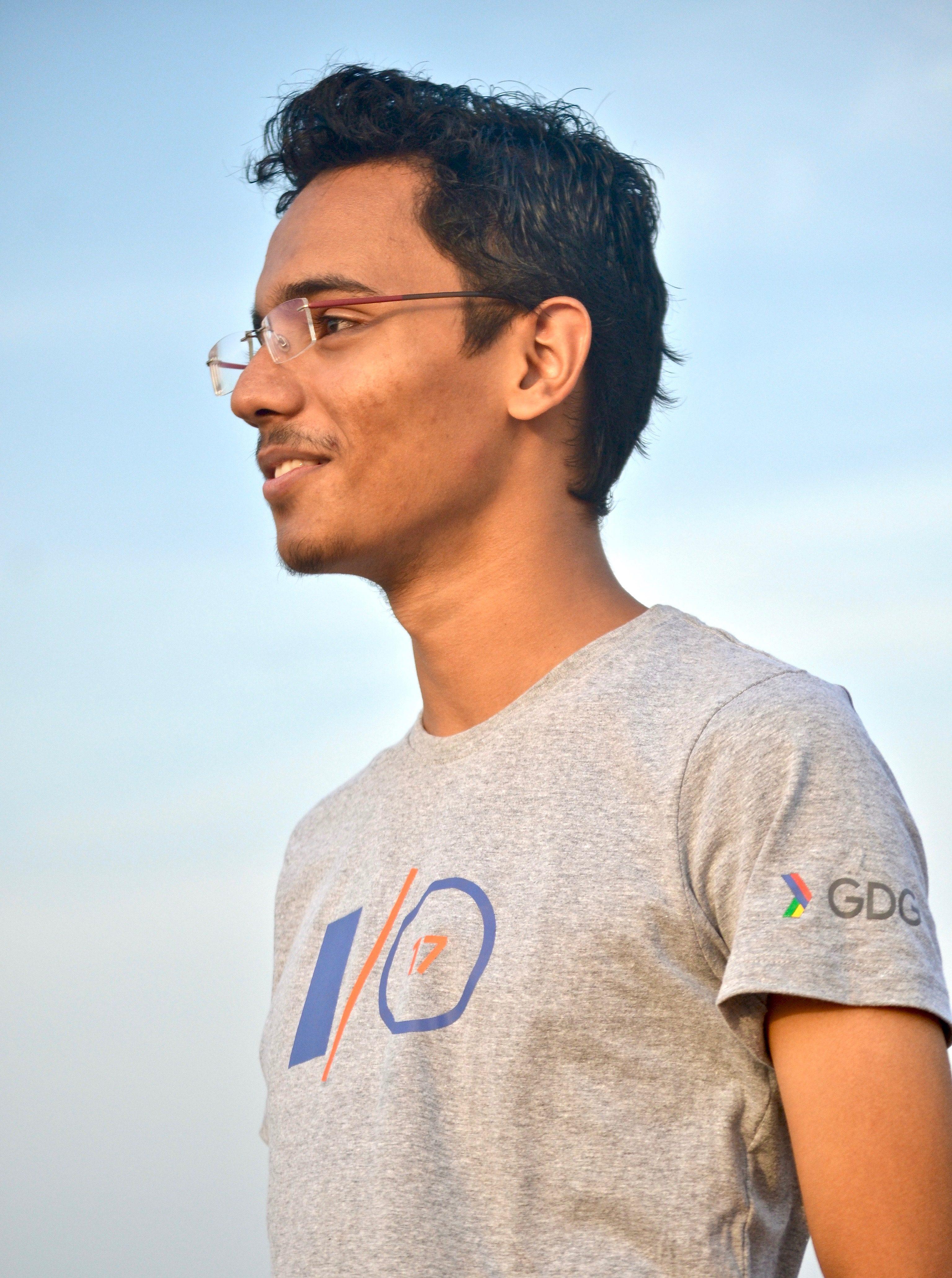 Changemaker Spotlight: Deepraj Pandey